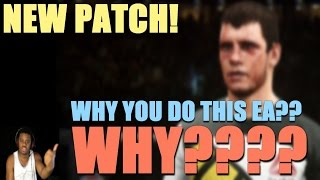 EA Sports UFC 2 New Patch - Striking Takes A Disappointing Turn