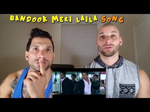 Bandook Meri Laila Song | A Gentleman...