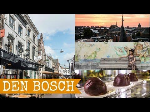 Beyond Amsterdam: Den Bosch City Guide, Travel 's Hertogenbosch   Noord-Brabant Netherlands