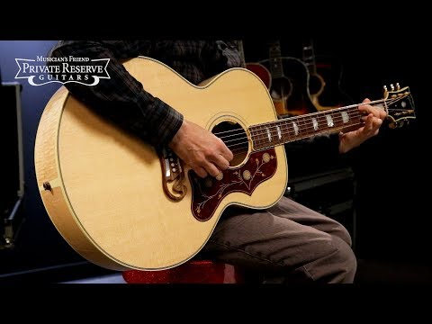 Gibson 2019 J200 Standard AcousticElectric Guitar