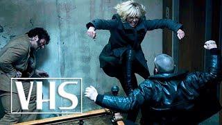 Атомная блондинка  - русский трейлер (2017) (HD VHS)