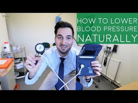 How To Reduce High Blood Pressure Naturally | How To Prevent