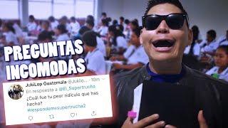 PREGUNTAS INCOMODAS / ELSUPERTRUCHA