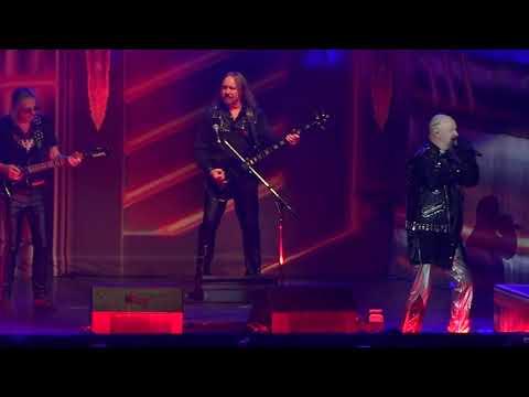 Judas Priest w/Glenn Tipton - Metal Gods/Breaking The Law/Living After Midnight (Newark,Nj) 3.20.18