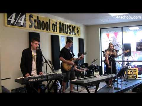 44 School of Music  Lynnwood Rock Camp 2013  Little Talks