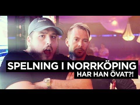 SPELNING I NORRKÖPING│KOLLAR SÅ JOCKIBOEYY ÖVAR│VLOGG #12