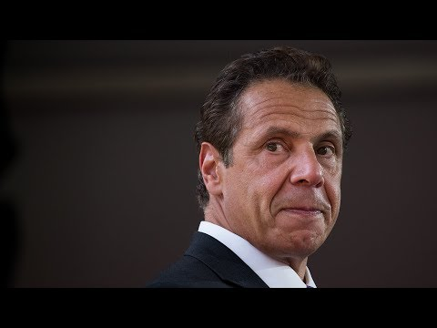 2020 Hopeful Andrew Cuomo PROTESTED At Fundraiser