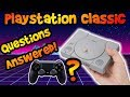 Playstation Classic Questions Answered! Using Other Controllers, Region Differences & More!