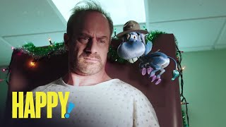 Video HAPPY! | Season 1: Official Trailer #1 | SYFY download MP3, 3GP, MP4, WEBM, AVI, FLV Desember 2017