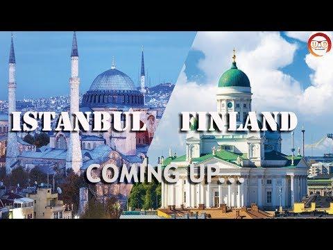 Istanbul & Finland Promo