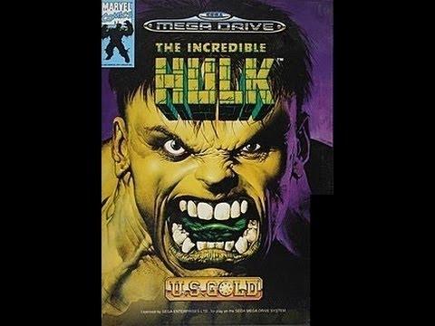 The Incredible Hulk (1994) - Sega Megadrive/Genesis ...