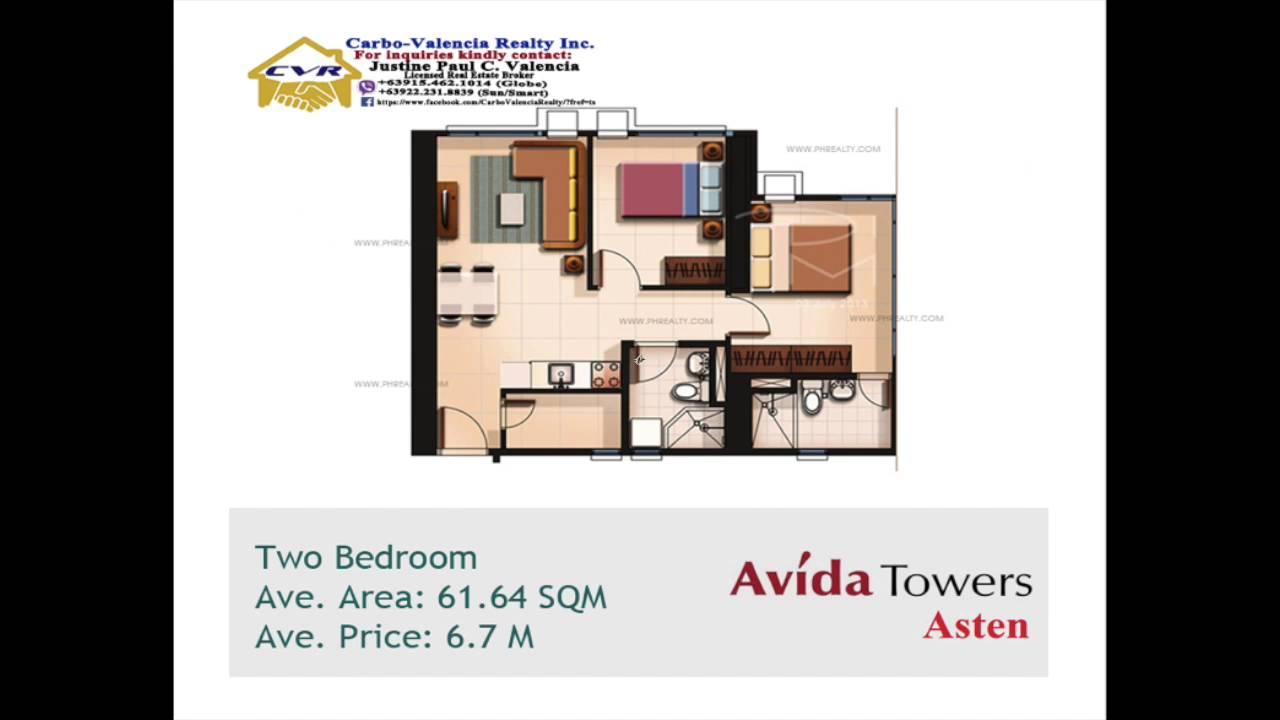 Avida Towers Asten Makati Youtube
