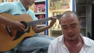 thanh pho suong mu guitar cover