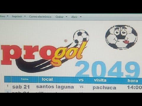 Resultados Progol 2056 ⚽ La Noche Presente from YouTube · Duration:  11 minutes 34 seconds