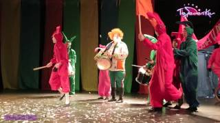 видео Карнавал ЗАЙЧЕСТВО | Душевный Петербург: уютные места, теплые события