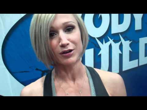 At the 2012 Arnold Sports Festival with Jamie Eason