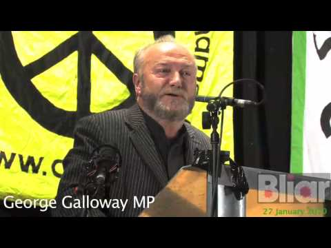 GEORGE GALLOWAY Project for New American Century A BUSTED FLUSH