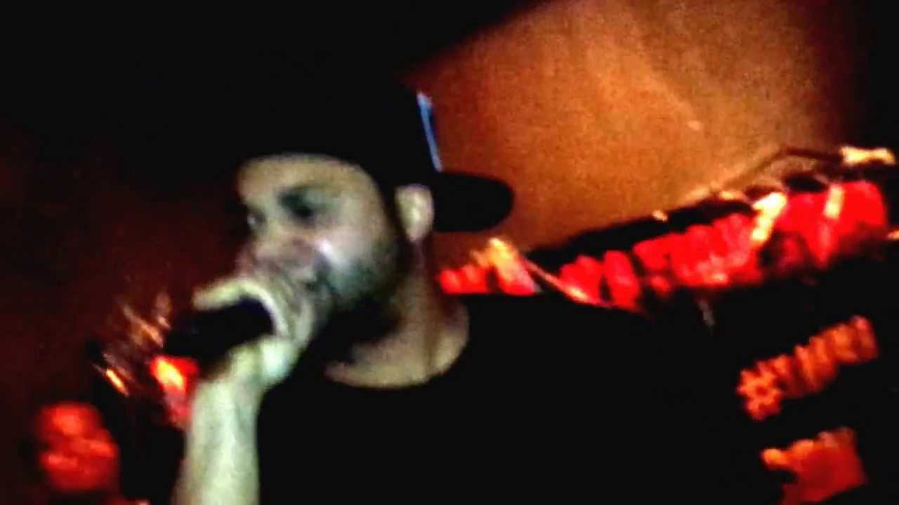 Concert Review: Joell Ortiz live at Krazy Cactus in