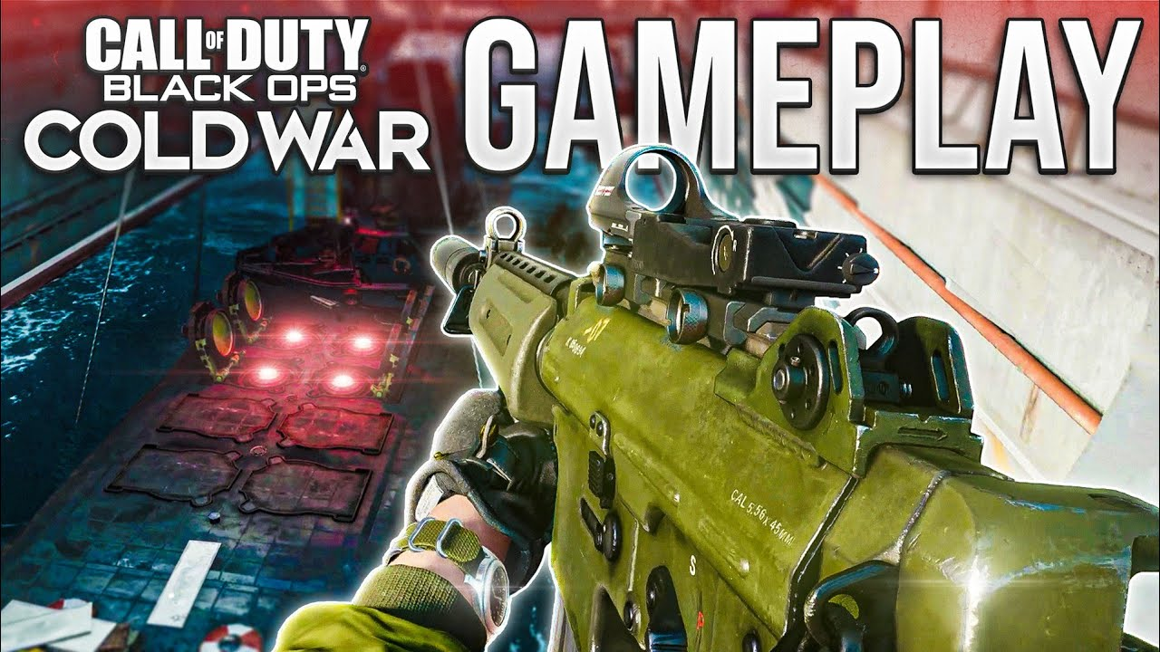 Black Ops Cold War Multiplayer Gameplay Impressions Youtube