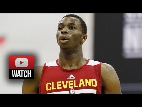 Andrew Wiggins Full SL Highlights 2014.07.13 Vs Spurs - 13 Pts, 2 Blocks