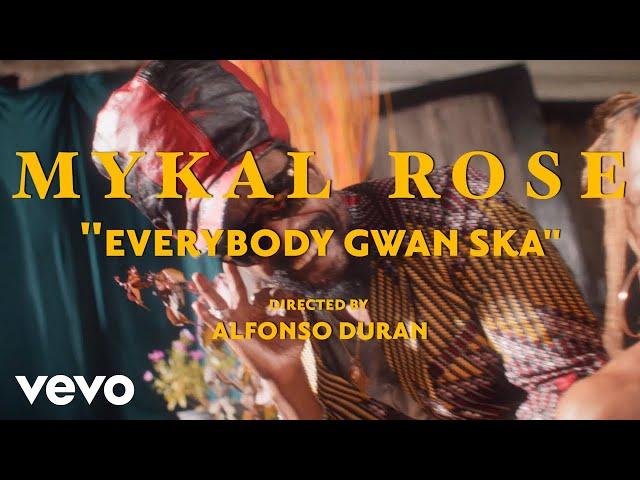 Mykal Rose - Everybody Gwan Ska (Official Music Video)