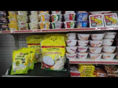 VLOG#03: The Korean grocery hunting