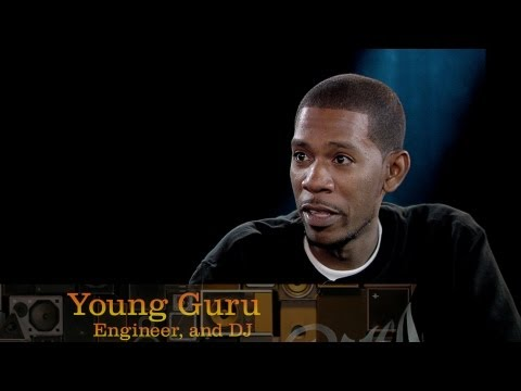 Jay Z's Engineer, Young Guru - Pensado's Place #129 Part 1