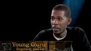 Repeat youtube video Jay Z's Engineer, Young Guru - Pensado's Place #129 Part 1