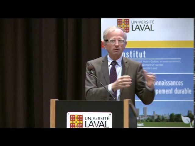 Gérard Payen - Les enjeux mondiaux de la gestion de l'eau, défis politiques et opérationnels