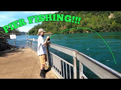 NYPA PLATFORM Fishing | Multi-Species Fishing NIAGARA RIVER