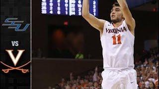 Savannah State vs. Virginia Basketball Highlights (2017-18)