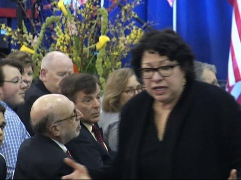 Sotomayor: Don't Expect Radical Change To SCOTUS