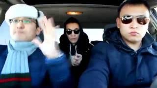 Парни. Машина. Музыка(Сериал ONLIVE 5 серия. Отрывок. Использованные песни: Бумбокс - Хоттабыч RUN DMC - Its Tricky Kris Kross - Jump Шаинский В.,..., 2012-03-01T14:33:25.000Z)