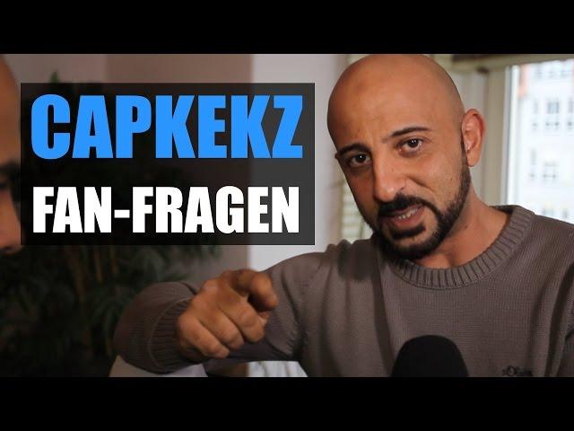 CAPKEKZ FANFRAGEN: Eko Schlägerei, AL Gear, Farid Bang Feature, German Dream, Bellarabi, Milfhunter