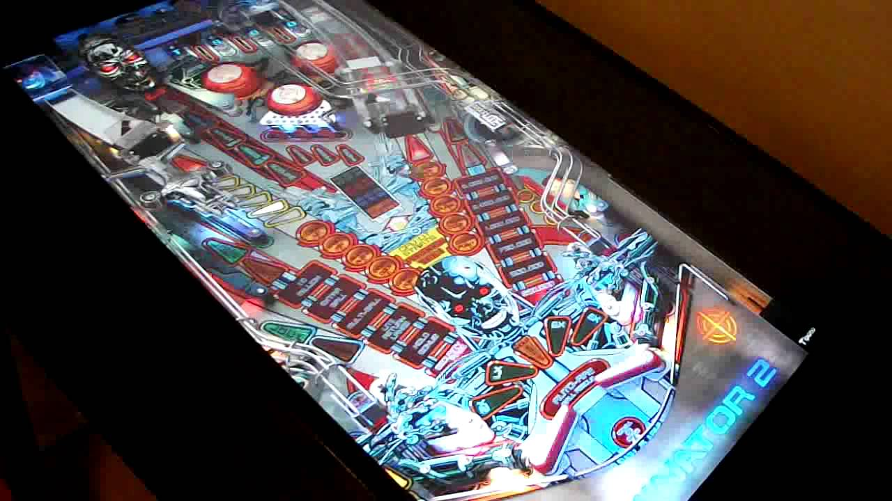Visual Pinball Cabinet With 54 Tables Budget Build Youtube