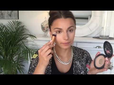 Tuto Maquillage Invit T Moin De Mariage Youtube