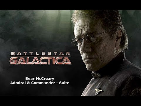 Bear McCreary - Admiral & Commander - Suite