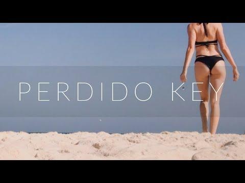Perdido Key Florida | The Tourist Free Beach 🌊🌞 | Kate Boisvert