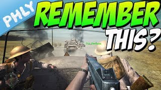 Call Of Duty CRUSADER TANK MISSION (Call Of Duty 2 Gameplay)