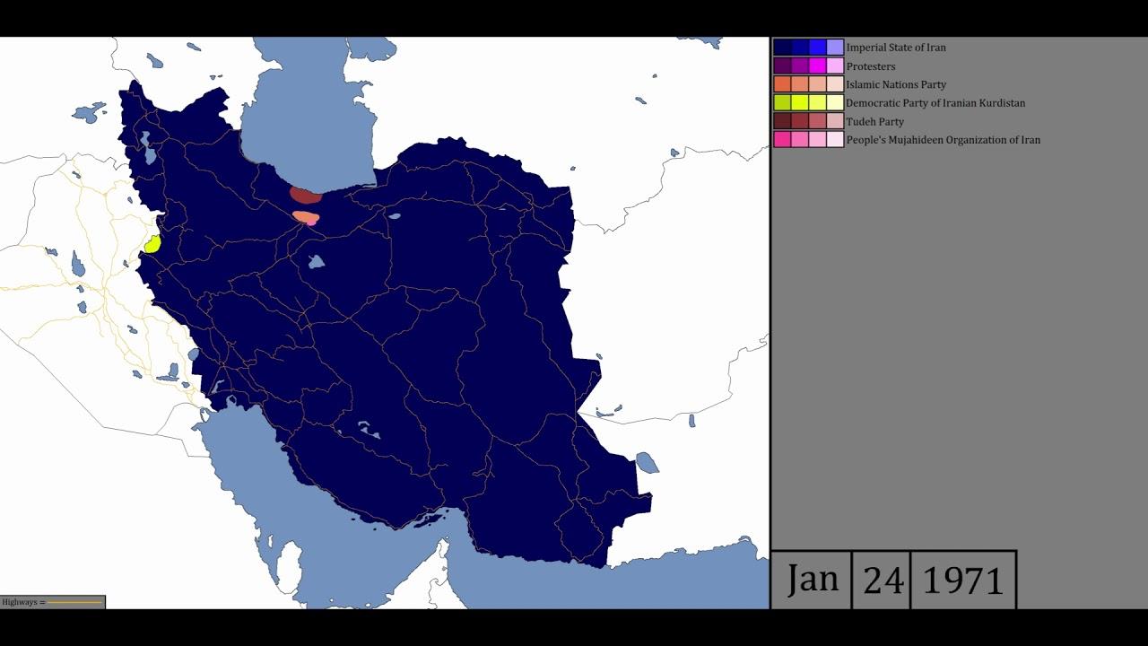 Iranian Revolution - Every Week (1963-83)