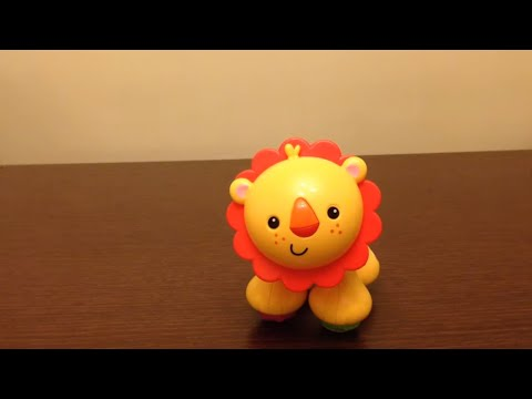 Fisher Price CDC10 Lion Clicker Pal Review