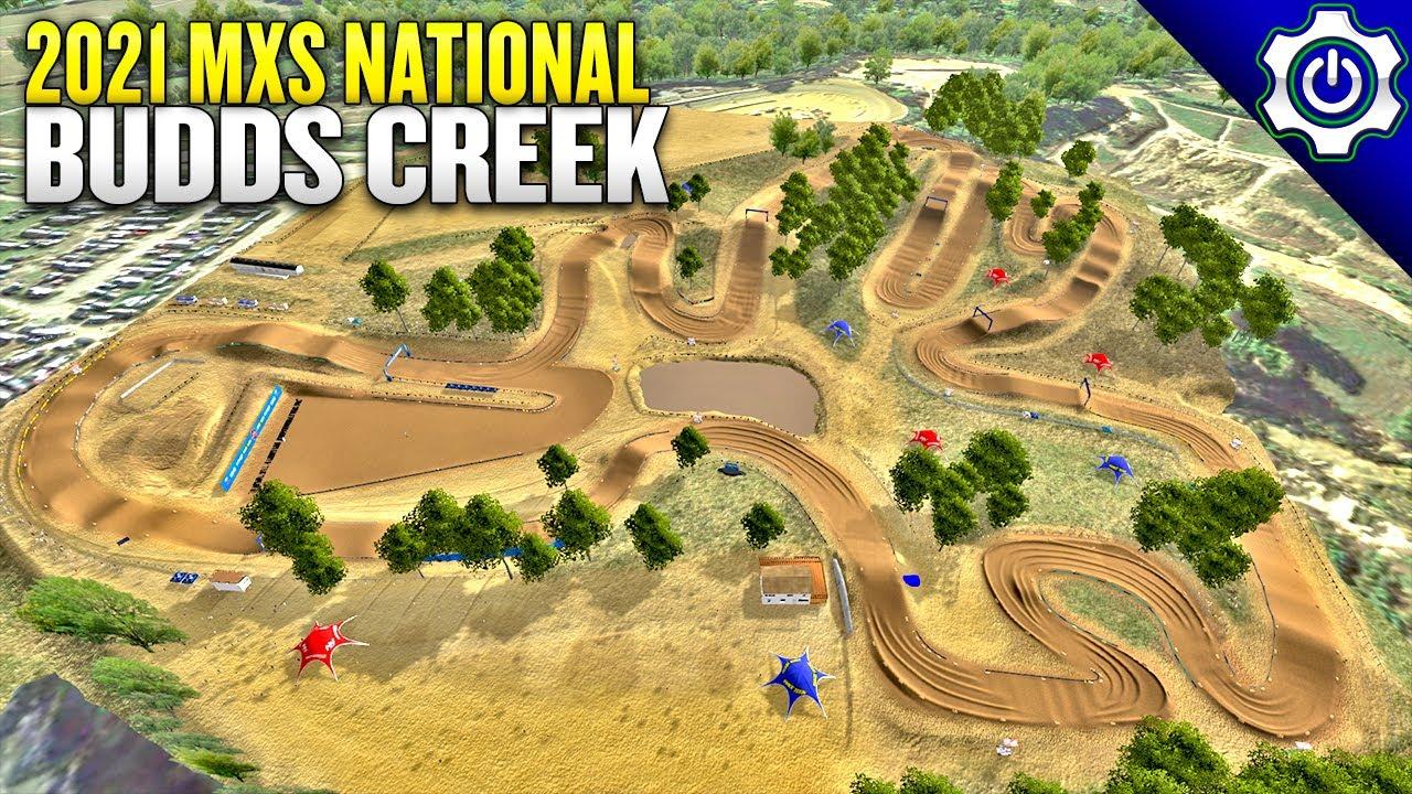 Download MX Simulator - 2021 RaceFactory Nationals Rd. 9 - Budds Creek