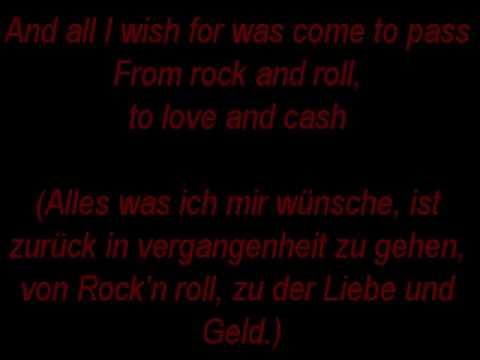 Angels & Airwaves - Rite of Spring (Lyrics in English & German)