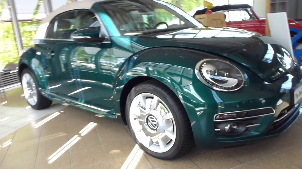 2017 Vw Beetle Cabrio 1 2 Tsi 105 Hp 175 Km H 108 Mph See Also Playlist