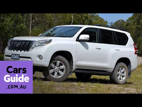 2014 Toyota Landcruiser Prado Gxl Diesel Review Youtube
