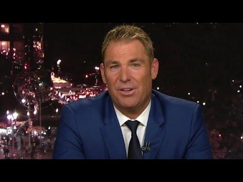 Shane Warne Brings Cricket All-Stars Series 2015 To America