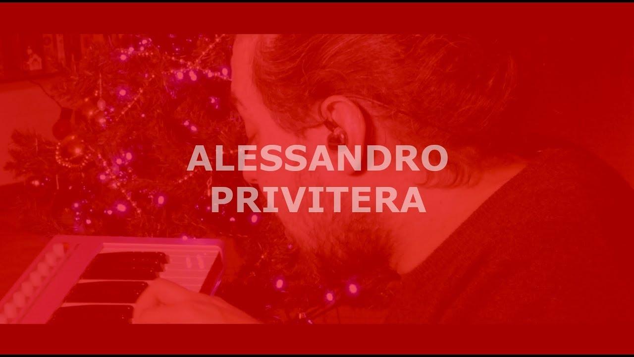 Buon Natale 883.883 Le Luci Di Natale Cover Alessandro Privitera
