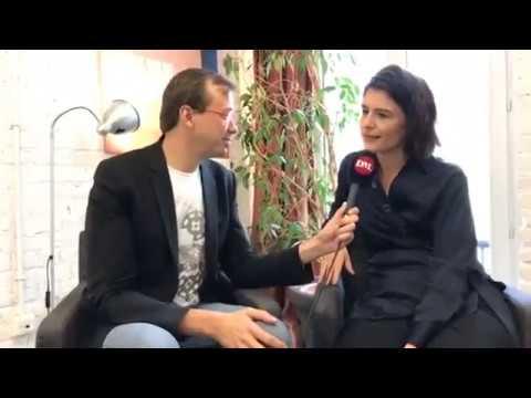 Jessie Ware - De Morgen Interview