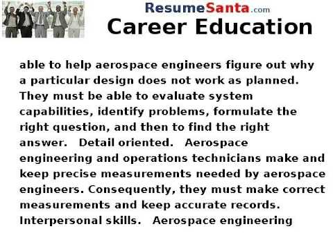 How to Become an Aerospace Engineering or Operations Technician ...