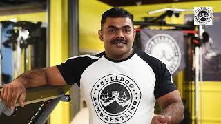 India's Top Arm Wrestlers I Bulldog Armwrestling